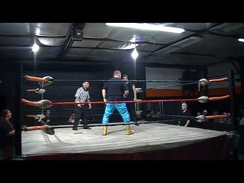 "WVWE 10/23/17 ""New Face Of Hate"" Aaron James VS Lord Zoltan"