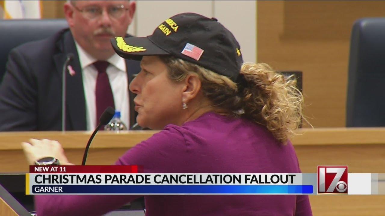 Garner Christmas Parade 2020 Garner residents sound off after Christmas parade is canceled