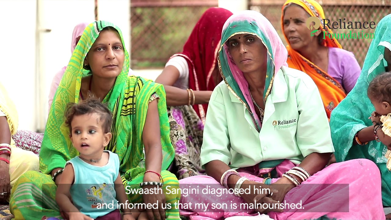 Reliance Foundation: A story of Transformation – Sawai Madhopur