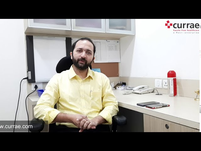 Want to Know about Laser Piles?   Dr. Amogh Vaishampayan   Currae Hospitals