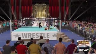 WWE2K16/17 Pro-Wrestling/ Puroresu SIM (レッスルエンジェルスサババ...