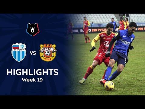 R. Volgograd Arsenal Tula Goals And Highlights