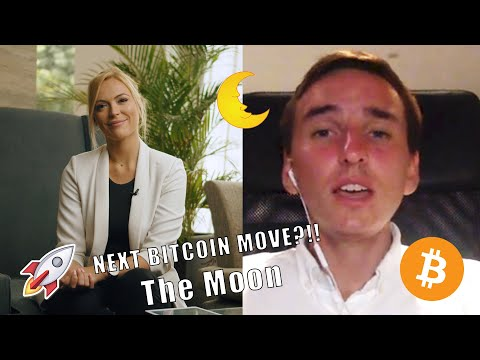 """BITCOIN PRICE POTENTIAL INFINITE"" THE MOON… BTC AGAINST GLOBAL CRASH 