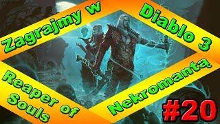 Zagrajmy w Diablo 3 RoS #20 Wojbrzym