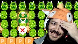 El nivel META-TROLL y MI NIVEL KAIZO [Super Mario Maker 2]
