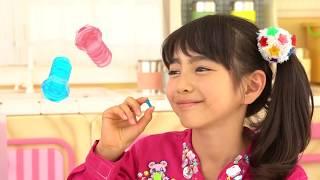 ★最新おもちゃ★ガールズDIYトイ「ねじハピ」あそび方動画★