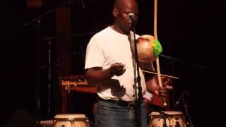Sound Check - Dizu Plaatjies & Ibuyambo - Ubuntu Festival