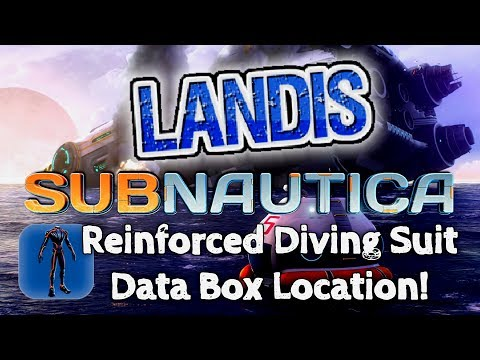 Reinforced Diving Suit - Subnautica Guides (ZP)