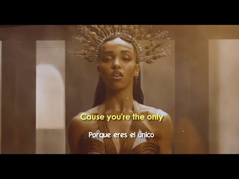 FKA twigs - Two Weeks (Lyrics - Sub Español) Official Video