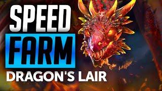 4 WAYS TO SPËED FARM DRAGON 20-25! | Raid: Shadow Legends