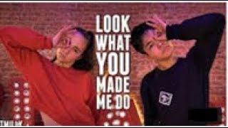 Video Sean Lew and Kaycee Rice-Look What You Made Me Do - Choreography by Jojo Gomez download MP3, 3GP, MP4, WEBM, AVI, FLV Mei 2018