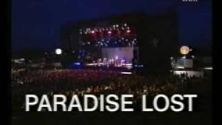 Paradise Lost - So Much Is Lost (Live in Köln