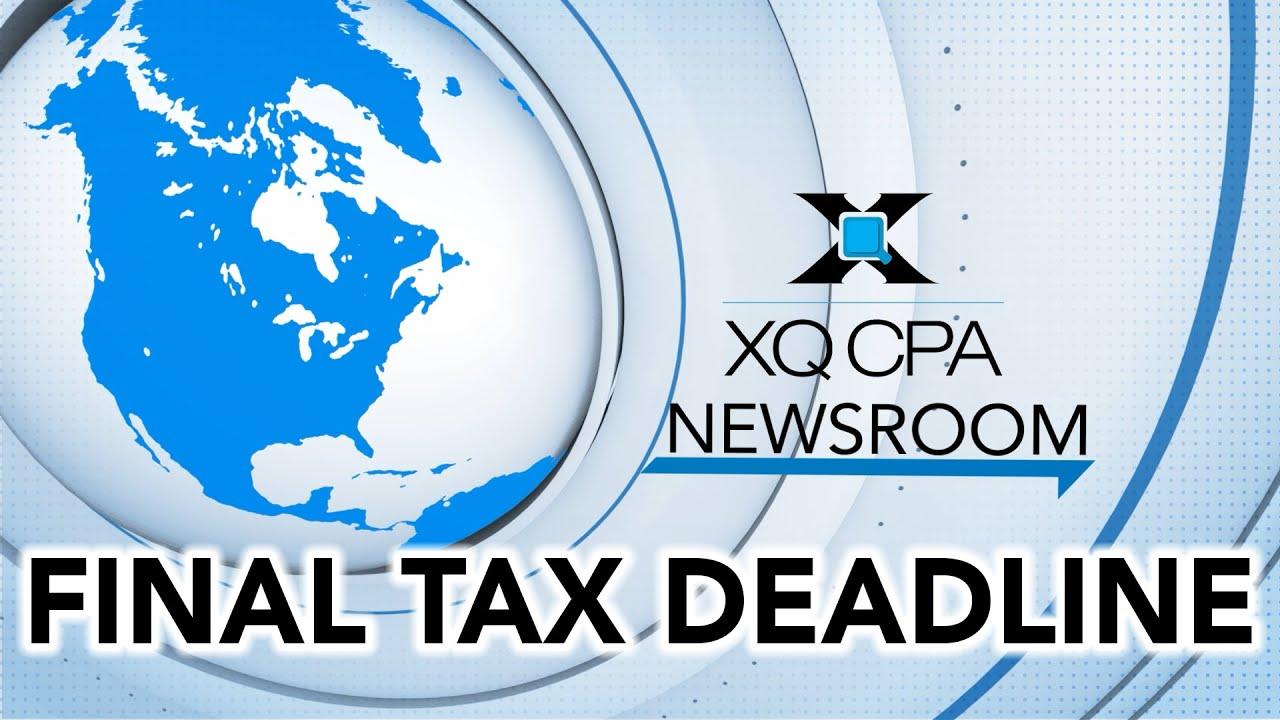 2021's Final Tax Deadline