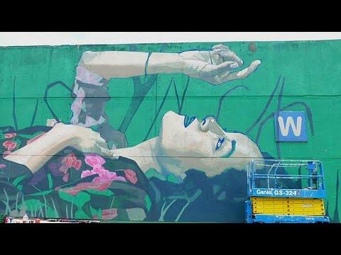 35 anos da Central Abasto, o maior espaço de arte urbana no mundo
