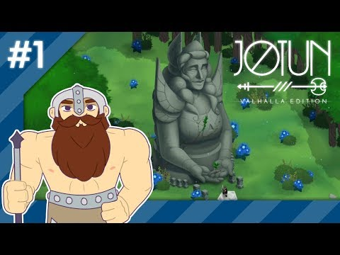 Jotun: Valhalla Edition : I'm Gonna Bust! - PART 1 - ZIEKEIZ |