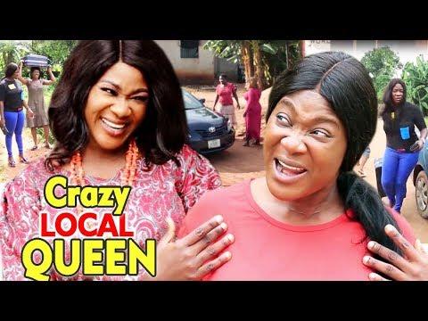 Download CRAZY LOCAL QUEEN FULL SEASON - New Movie | Mercy Johnson 2019 Latest Nigerian Nollywood Movie