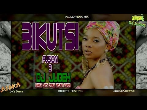 BIKUTSI VIDEO MIX   Vol 3 - DJ JUDEX (HD) ft. Lady ponce poisson fume´,Eau dans coco
