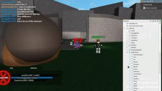 Roblox changing Arc with Explorer Tutorial