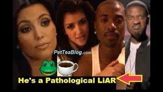Kim Kardashian Calls Ray J a Pathological LiAR after He Spills her Bedroom TEA spent $100k☕