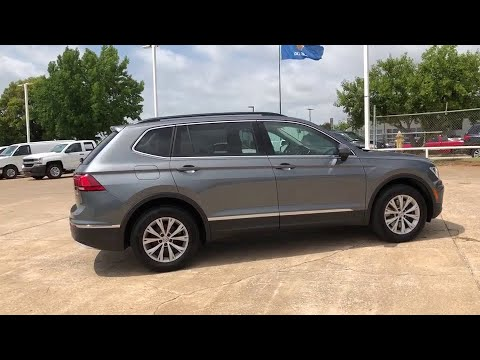 2018 Volkswagen Tiguan Tulsa, Broken Arrow, Bixby, Claremore, Owasso, OK R60911
