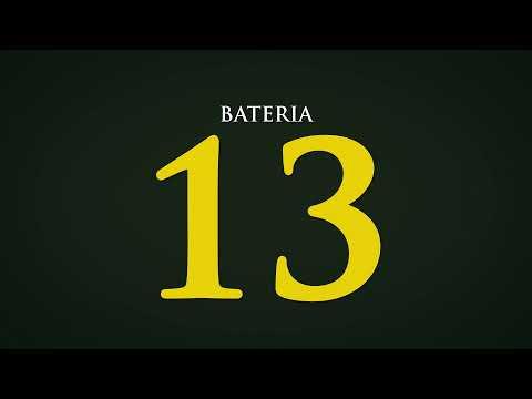BATERIA 13