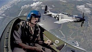 MUSTANG Training: Warbird Aerobatics P-51