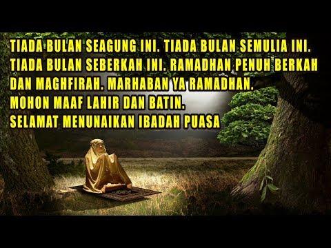 20 Kata-Kata Menyambut Bulan Ramadhan 2019 Yang Gak ...