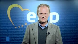 In this time of pandemic, we need more Europe, not less - Message of EPP President Donald Tusk