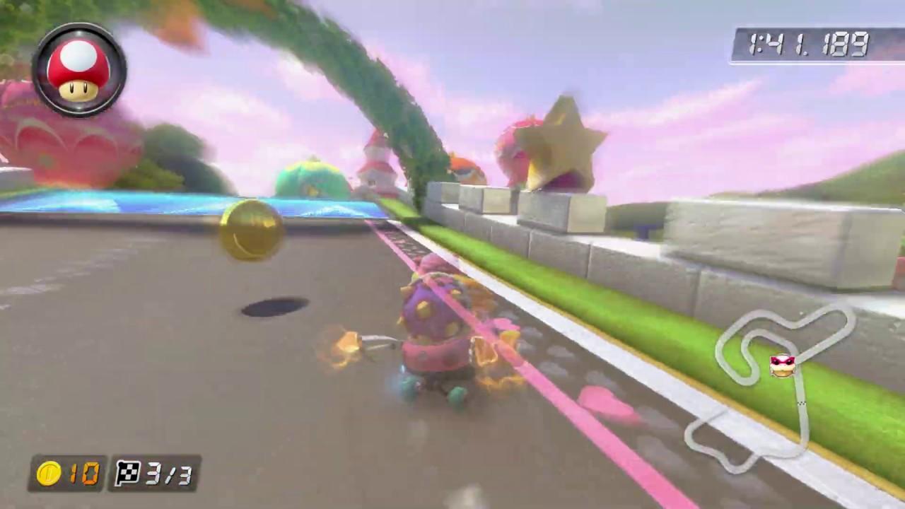 N64 Royal Raceway [150cc] - 1:56.084 - NL Ster (Mario Kart 8 Deluxe World Record)