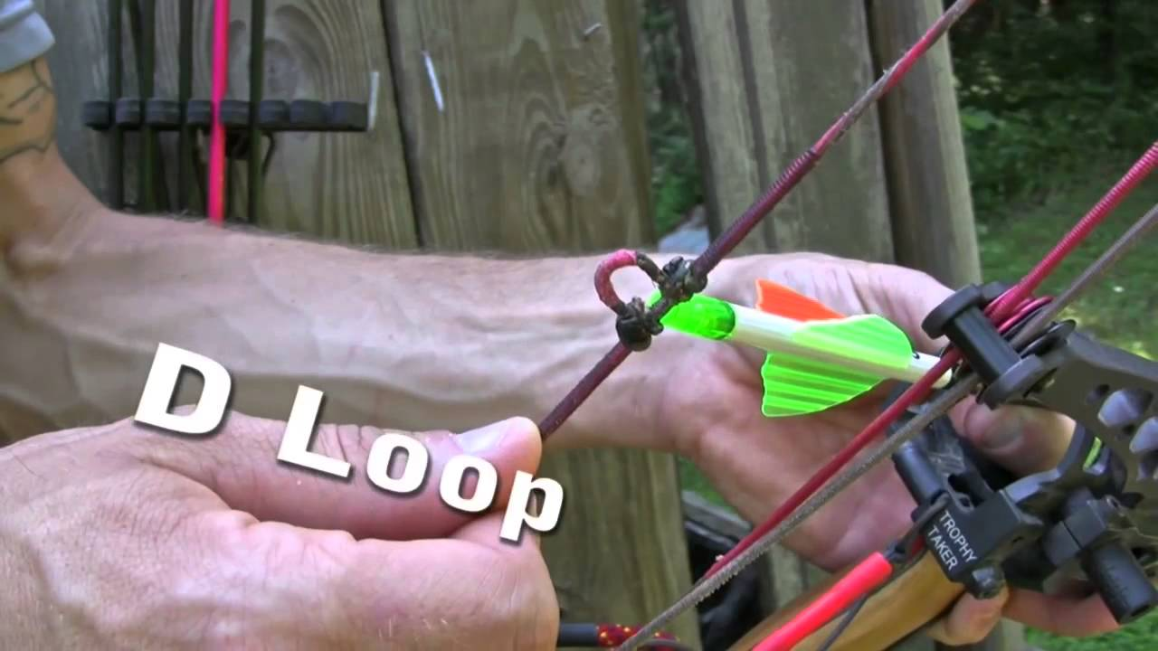 How to tune a compound bow - YouTube