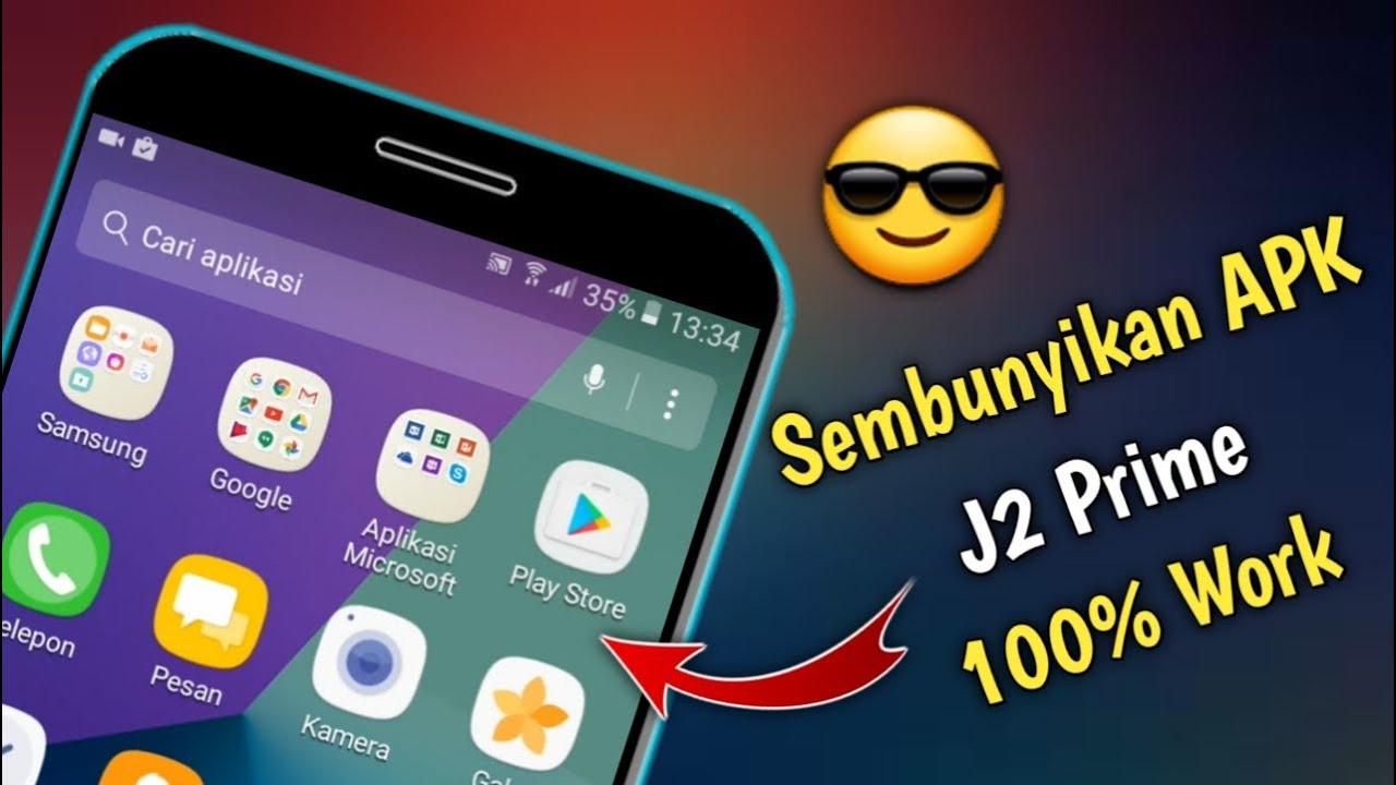 Cara Menyembunyikan Aplikasi Di Hp Samsung J2 Prime Youtube