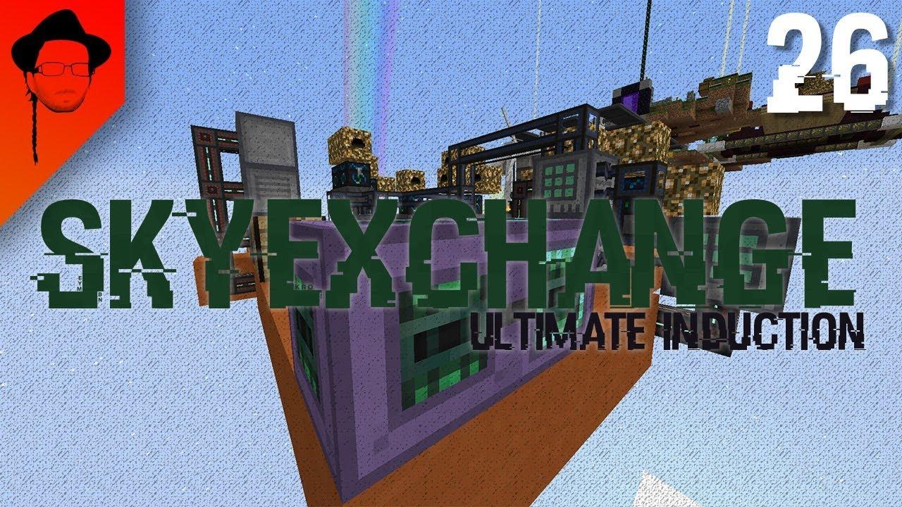 SkyExchange 26 : Ultimate Induction Speed - YouTube