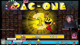 Pac-Man 99 Hype Gameplay 1st Place Gameplay