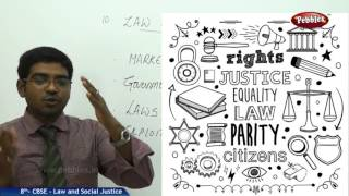 Law and Social Justice | Class 8th Social Studies | NCERT | CBSE Syllabus | Live Videos