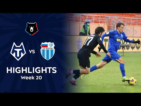 FC Tambov R. Volgograd Goals And Highlights