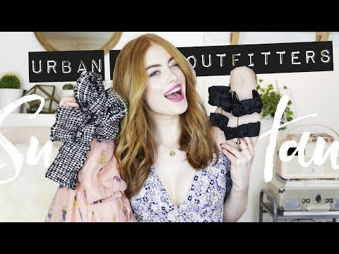 URBAN OUTFITTERS SUMMER TRY ON HAUL | TRENDY TUESDAY | MsRosieBea