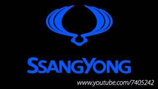 логотип SsangYong