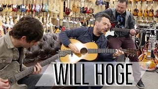 "Will Hoge ""Even If It Breaks Your Heart"" 1929 Martin 0-18 at Norman's Rare Guitars"