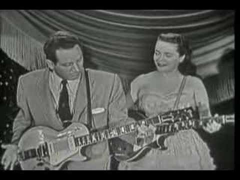 Les Paul & Mary Ford Live Part 2 Of 3