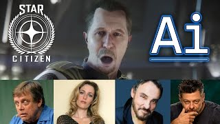 Star Citizen Reveals Jaw-dropping Cast