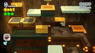 Super Mario 3D World 6-7 Speedrun - Time: 49 (Tied WR)