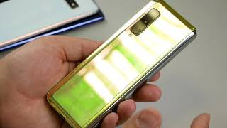 ОБЗОР | Samsung Galaxy Fold - распаковка, внешний вид