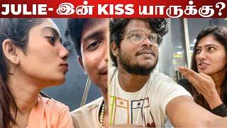 Julie's Kiss Controversy Clarified   Bigg Boss Tamil   Vijay Tv   Tamil News