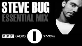 STEVE BUG - ESSENTIAL MIX