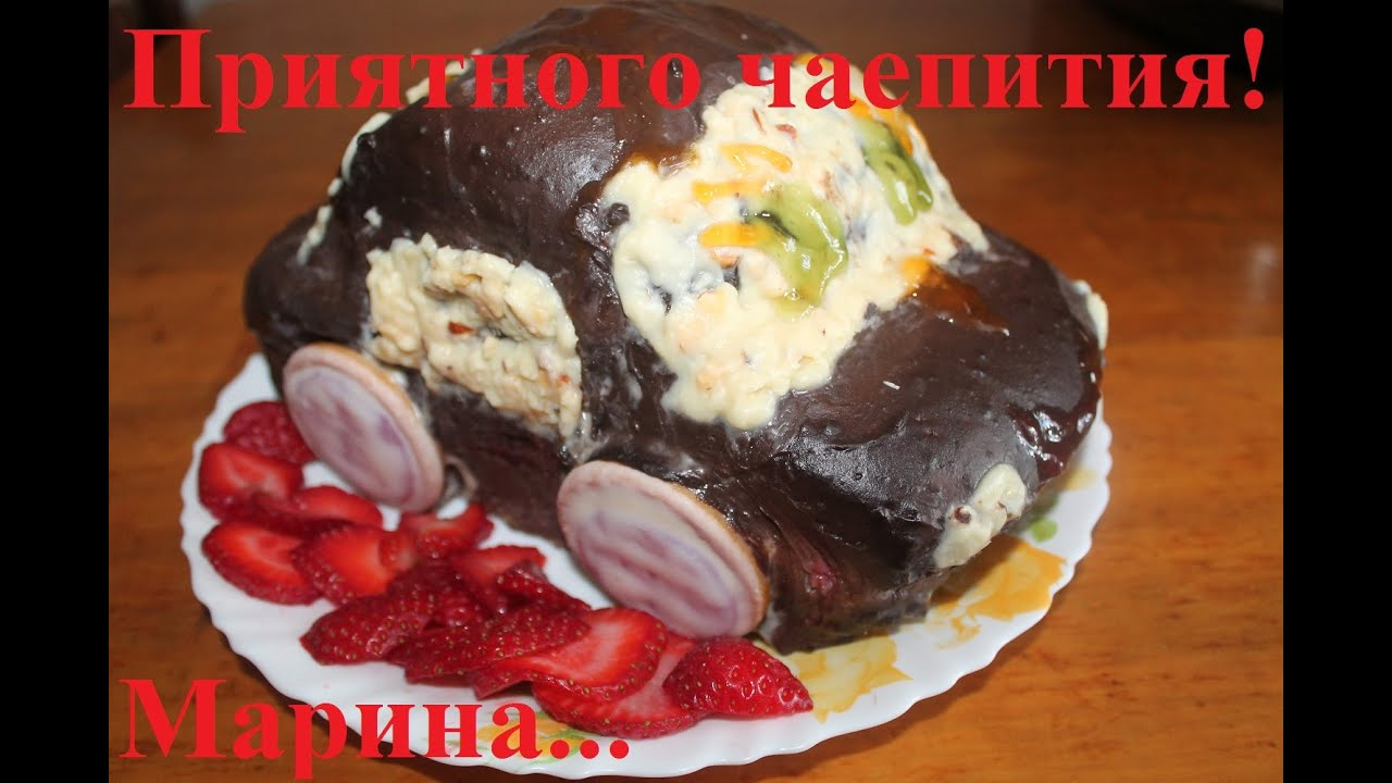 торт машина простой рецепт