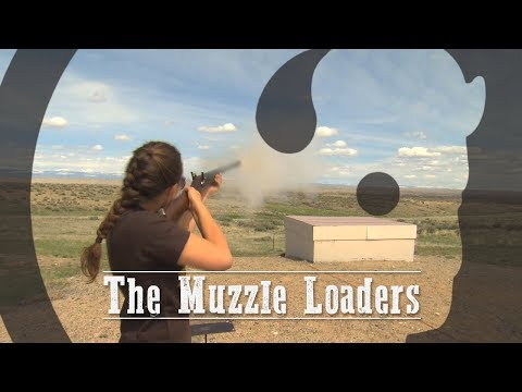 The Muzzle Loaders - Our Wyoming