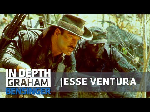 "Jesse Ventura interview: Chewing tobacco helped me get ""Predator"" role"