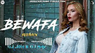 BEWAFA NIKLI HAI TU  | REMIX | DJ JOY & DJ SRV