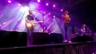 Maxïmo Park live - What Equals Love? - Münster 1.10.2017