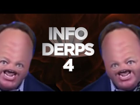 Alex Jones Info Derps 4 and the kingdom of the crystal skull
